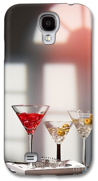 Cocktails At House Party Galaxy S4 Case