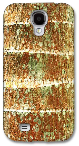 Coconut Palm Bark 2 Galaxy S4 Case by Brandon Tabiolo - Printscapes