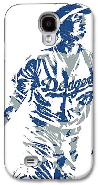 Cody Bellinger Los Angeles Dodgers Pixel Art 20 Galaxy S4 Case