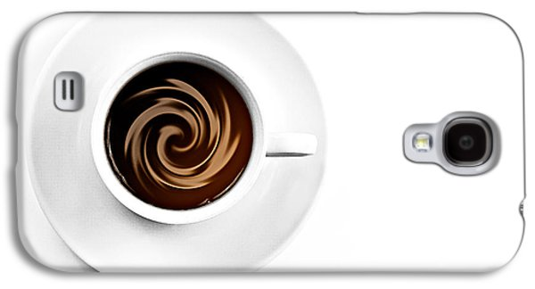 Coffee And Cream Galaxy S4 Case