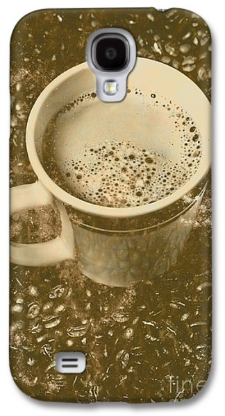 Coffee And Nostalgia Galaxy S4 Case by Jorgo Photography - Wall Art Gallery
