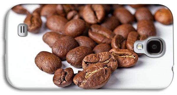 Coffee Beans Galaxy S4 Case