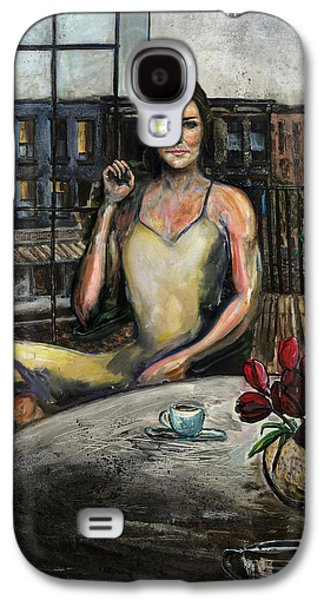 Coffee With Kate Galaxy S4 Case