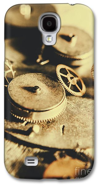 Cog And Gear Workings Galaxy S4 Case by Jorgo Photography - Wall Art Gallery