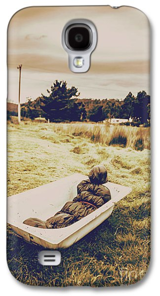 Cold Case Of Retro Crime Galaxy S4 Case by Jorgo Photography - Wall Art Gallery