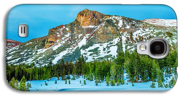Yosemite National Park Galaxy S4 Case - Cold Mountain by Az Jackson