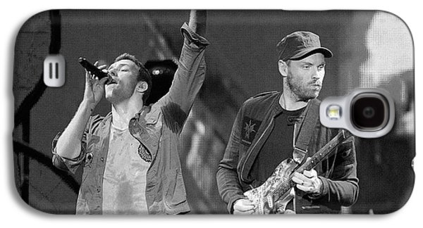 Coldplay 14 Galaxy S4 Case