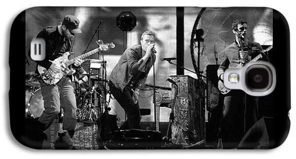 Coldplay 15 Galaxy S4 Case