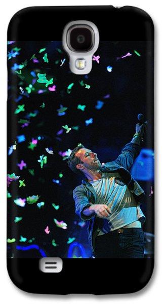Coldplay1 Galaxy S4 Case