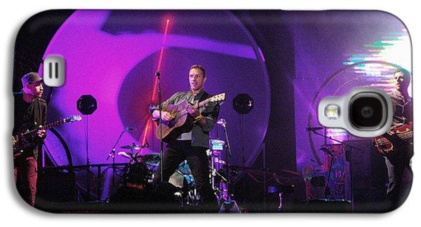 Coldplay5 Galaxy S4 Case by Rafa Rivas