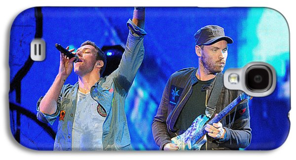 Coldplay6 Galaxy S4 Case by Rafa Rivas