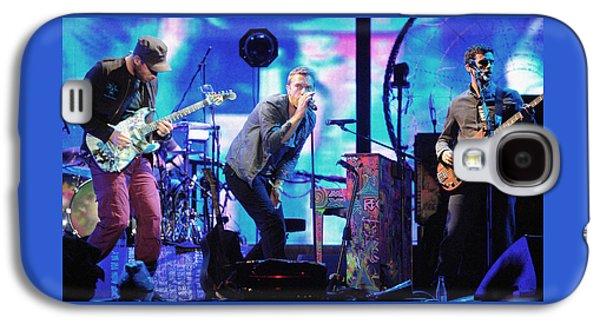 Coldplay7 Galaxy S4 Case by Rafa Rivas