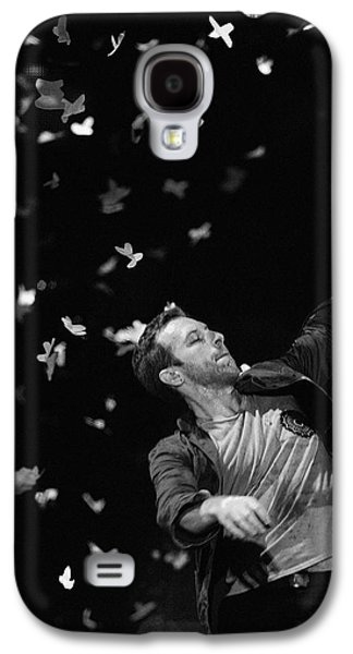 Coldplay9 Galaxy S4 Case by Rafa Rivas