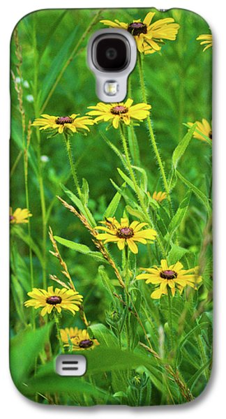 Galaxy S4 Case featuring the photograph Collection In The Clearing by Bill Pevlor