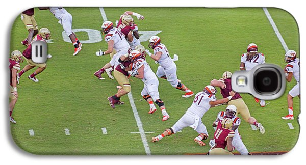 College Football Vt And Boston College Galaxy S4 Case