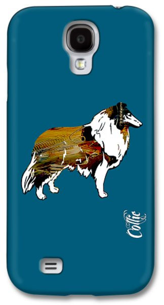 Collie Collection Galaxy S4 Case by Marvin Blaine