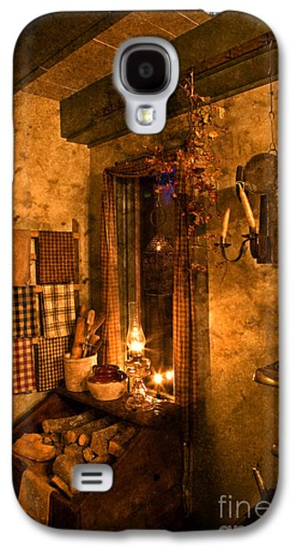 Colonial Kitchen Evening Galaxy S4 Case