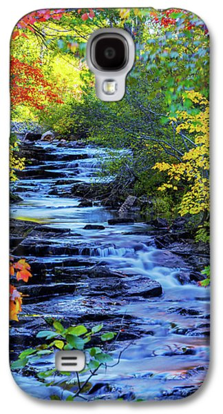 Color Alley Galaxy S4 Case by Chad Dutson