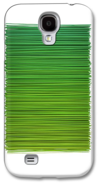 Color And Lines 2 Galaxy S4 Case by Scott Norris