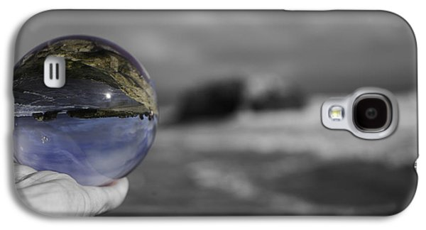 Color Ball Galaxy S4 Case by Lora Lee Chapman