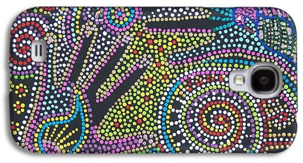 Color Fantasy Galaxy S4 Case by Vijay Sharon Govender