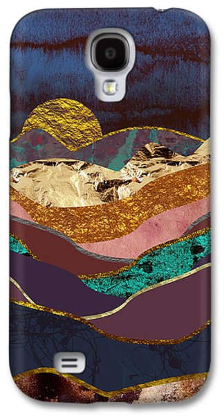 Landscapes Galaxy S4 Case - Color Fields by Katherine Smit