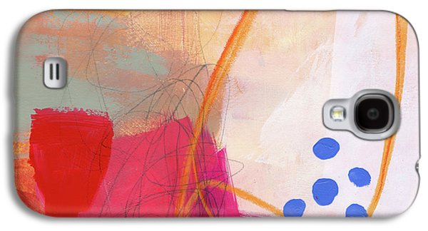 Color, Pattern, Line #2 Galaxy S4 Case by Jane Davies