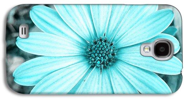Color Trend Blue Blossom Galaxy S4 Case