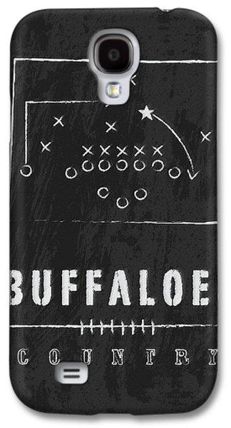 Colorado Buffaloes / Ncaa College Football Art / Boulder Galaxy S4 Case