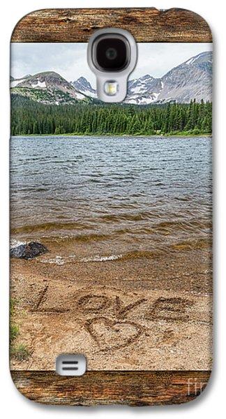 Colorado Love Window  Galaxy S4 Case by James BO Insogna