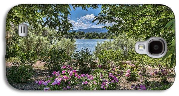 Colorado Rose Garden Galaxy S4 Case by Keith Ducker