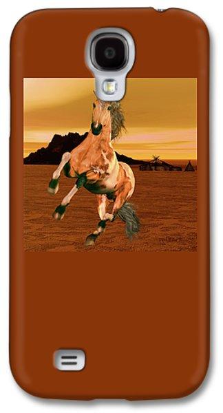 Colorado  Galaxy S4 Case by Valerie Anne Kelly