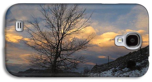 Colorado Winter 16 Galaxy S4 Case