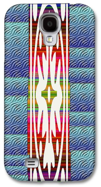 Colorful Abstract 13 Galaxy S4 Case
