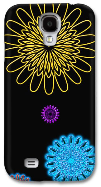 Colorful Abstract 3 Galaxy S4 Case by Aimee L Maher Photography and Art Visit ALMGallerydotcom