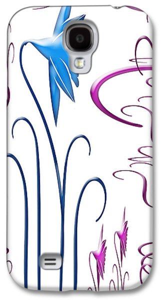 Colorful Abstract 9 Galaxy S4 Case by Aimee L Maher Photography and Art Visit ALMGallerydotcom