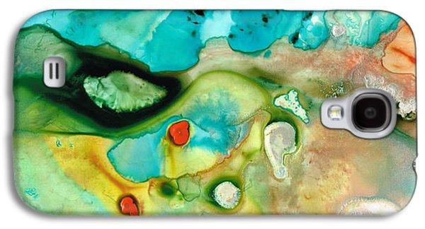 Colorful Art - Soul Shine - Sharon Cummings Galaxy S4 Case