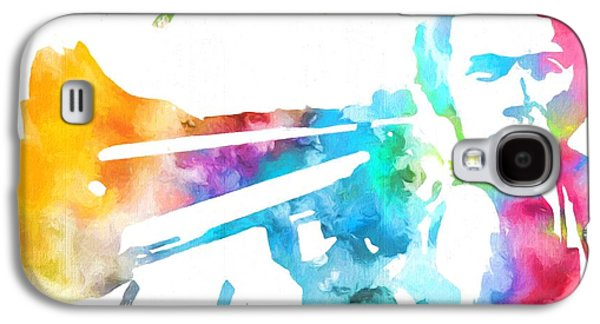 Colorful Dirty Harry Galaxy S4 Case