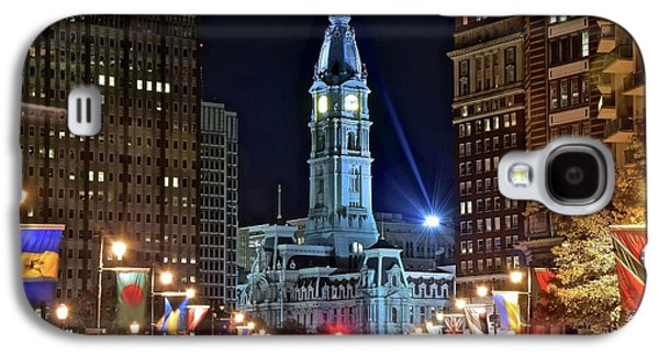 Colorful Downtown Philly 2016 Galaxy S4 Case