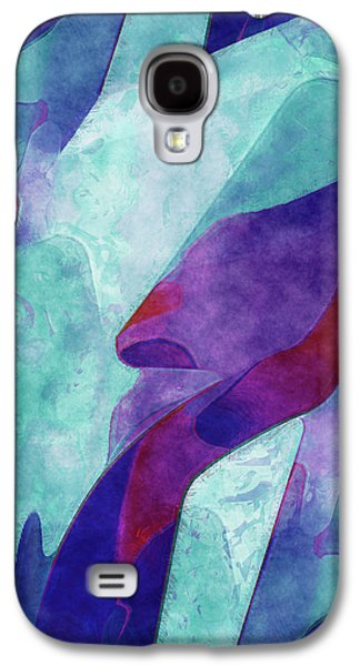 Colorful Form Galaxy S4 Case by Jack Zulli