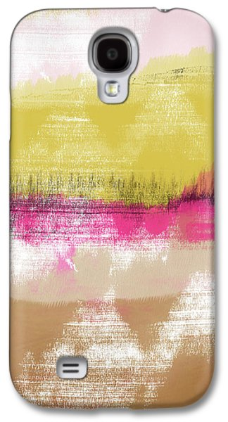 Colorful Landscape 28- Art By Linda Woods Galaxy S4 Case