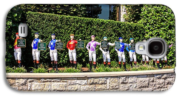 Colors Of Past Stakes At Keeneland Ky Galaxy S4 Case by Chris Smith
