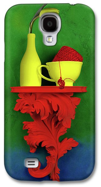 Tulip Galaxy S4 Case - Colors by Tom Mc Nemar