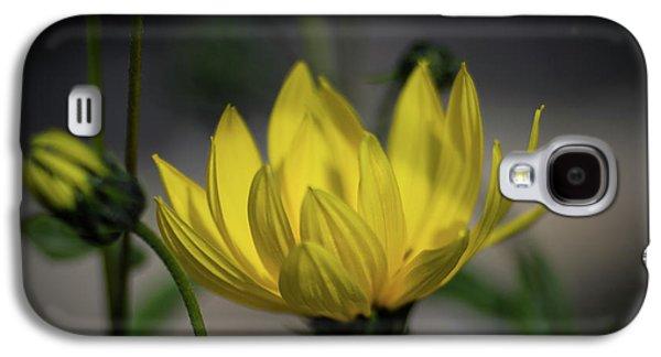 Colour Of Sun Galaxy S4 Case