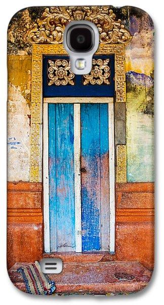Colourful Door Galaxy S4 Case