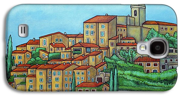 Colours Of Crillon-le-brave, Provence Galaxy S4 Case by Lisa Lorenz