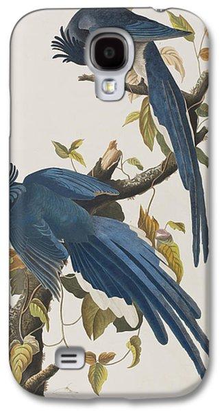 Columbia Jay Galaxy S4 Case by John James Audubon