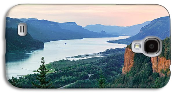 Columbia River With Vista House Galaxy S4 Case