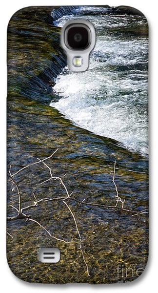 Combo A Stick And Water Galaxy S4 Case by Stanton Tubb