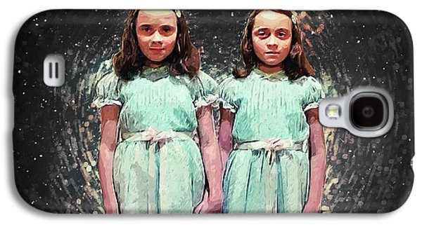 Come Play With Us - The Shining Twins Galaxy S4 Case